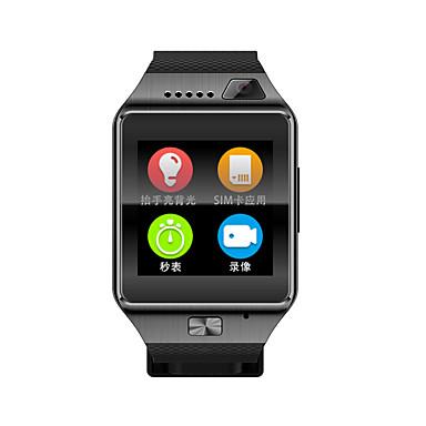 스마트 시계 iOS / Android 터치 스크린 / 계보기 / 카메라 액티비티 트렉커 / 슬립 트렉커 / 내 전자제품 찾기 / 3 MP / 65MB / GSM (900/1800/1900MHz) / GSM (900/1800 MHz) / 근접 센서