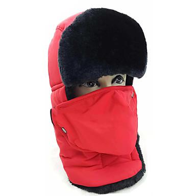 스키 모자 / 페이스 마스크 남성용 / 여성용 방수 / 보온 스노우보드 폴리에스테르 겨울 스포츠 겨울