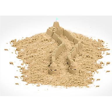 mars ruimte macht plasticine voor kinderen puzzel zand
