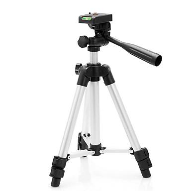 billige Selfietripod-Aluminium Seksjoner Digital Kamera Stativ