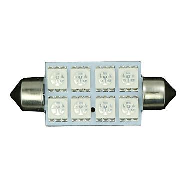 SO.K 6pcs Αυτοκίνητο Λάμπες εσωτερικά φώτα For Universal