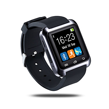 זול שעונים חכמים-חכמים שעונים ל iOS / Android המתנה ארוכה / שיחות ללא מגע יד / מסך מגע / מרחק מעקב / מד צעדים מד פעילות / מעקב שינה / תזכורת בישיבה / מצאו את המכשירשלי / תזכורת תרגיל / 64MB / חיישן כבידה / חיישן קרבה