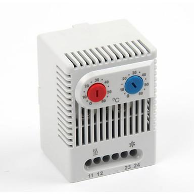 자동 온도 조절 (온도 범위 00-60 ℃로, AC 110-260v)