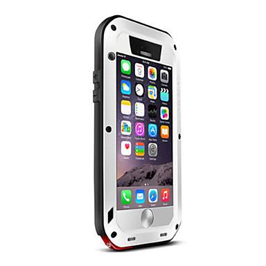 αρχική αγάπη mei γυαλί γορίλα μεταλλικό αδιάβροχο κάλυμμα θήκη για το iPhone 6s
