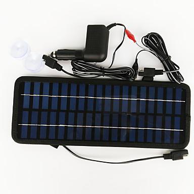 zdm® 3.5W의 12V 자동차 충전기 전원 어댑터 출력 단결정 실리콘 태양 전지 패널 (dc12-18v)