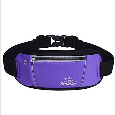 L Csomag derékra Cell Phone Bag mert Futás Kocogás Sportska torba Vízálló Gyors szárítás Telefon/Iphone Deréktáska szaladáshoz Összes