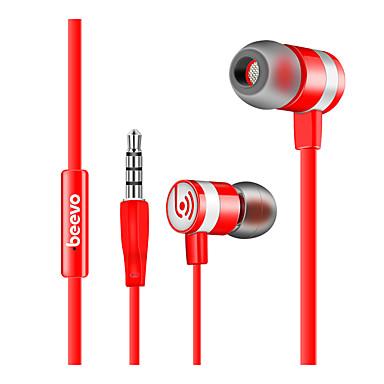 Beevo EM210 이어폰 ( 인 이어)For미디어 플레이어/태블릿 / 모바일폰 / 컴퓨터With마이크 포함 / DJ / 볼륨 조절 / 게임 / 스포츠 / 소음제거 / Hi-Fi / 모니터링(감시)