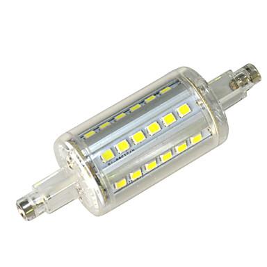 JIAWEN 4W 400-450 lm R7S Żarówki LED kukurydza T 36 Diody lED SMD 3528 Dekoracyjna Zimna biel AC 85-265V