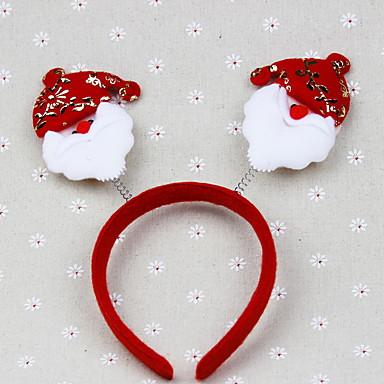 karácsonyi agancs hóember fejpántok