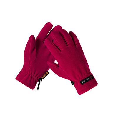 Botack® Férfi Női Uniszex Kerékpáros kesztyűk Síkesztyűk Melegen tartani Szabadidős/Sport kesztyűk Ski Kesztyűk Síelés