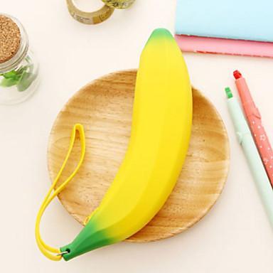 silikon banana konstrukcja pióra worek
