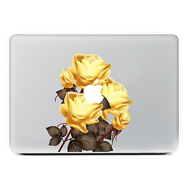 1개 스킨 스티커 용 스크래치 방지 꽃장식 패턴 PVC MacBook Pro 15'' with Retina MacBook Pro 15'' MacBook Pro 13'' with Retina MacBook Pro 13'' MacBook Air