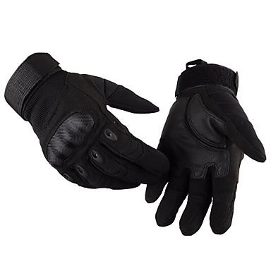 Teljes ujj Nejlon Ruhaanyag Motorkerékpár kesztyűk