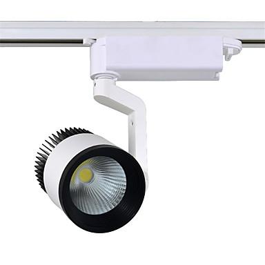 HRY 1500LM 1pcs LED Hordozható Könnyű beszerelni Dekoratív Sínrendszeres világítás Meleg fehér Hideg fehér Természetes fehér 100-240V