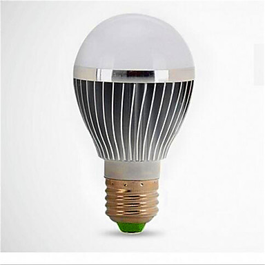 5 E26/E27 Okos LED izzók G95 1 Nagyteljesítményű LED 450 lm RGB Állítható / Távvezérlésű AC 85-265 V 1 db.
