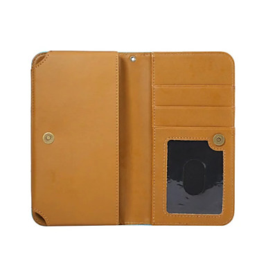 Teljes test pénztárca / Tárcatok / megfricskáz Tömör szín Műbőr Kemény Tok Universal Other