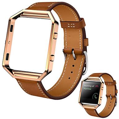 Watch Band na Fitbit Blaze Fitbit Pasek sportowy Skóra Opaska na nadgarstek