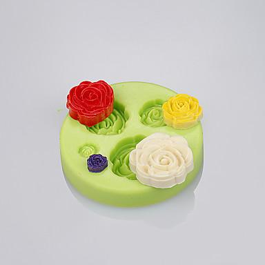 Cukrászati eszköz Jég Csokoládé Cupcake Keksz Torta Szilikon Környezetbarát Jó minőség Divat Sütés eszköz tortát díszítő Hot eladó