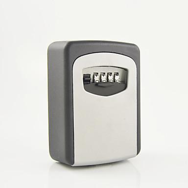 cheap Access Control-Key Box Zinc Alloy Password unlocking for Key