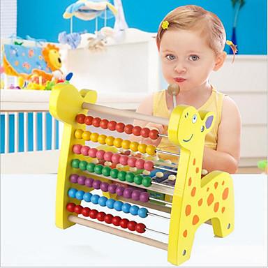 교육 장난감 퍼즐 장난감 원형 / 삼각형 나무 무지개 아동용 3 다음
