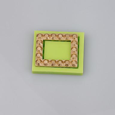 Narzędzia do pieczenia żel krzemionkowy / Silikonowy Ekologiczne / Nieprzylepny / Uchwyty Tort / Ciasteczka / Cupcake Narzędzie do ciast