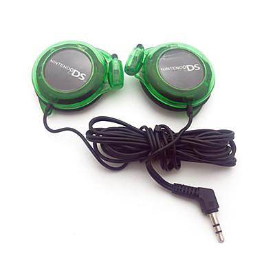 중립 제품 NINTENDO DS 해드폰 (헤드밴드)For미디어 플레이어/태블릿 / 모바일폰 / 컴퓨터With마이크 포함 / DJ / 볼륨 조절 / 게임 / 스포츠 / 소음제거 / Hi-Fi / 모니터링(감시)