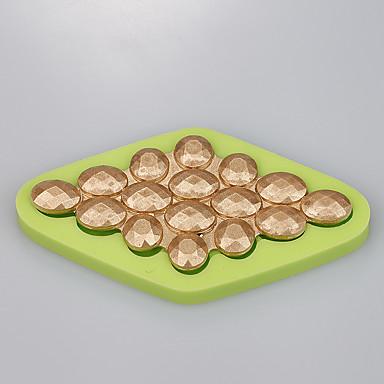 Formy Ciasta Lód Czekoladowy Cupcake Ciasteczka Tort Silikonowy Ekologiczne DIY Wysoka jakość Modny Narzędzie do pieczenia ciasto