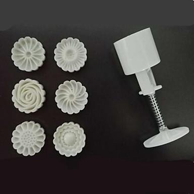 Formy Ciasta Czekoladowy Ciasteczka Tort Plastikowy DIY 3D New Arrival Uchwyty