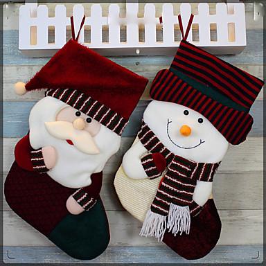 karácsonyi zokni kellékek karácsonyi harisnya karácsonykor karácsonyi zokni dísztárgyak santa zokni