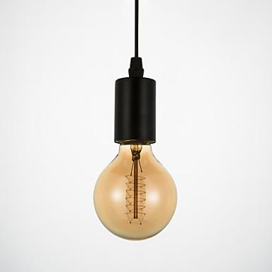 BriLight 1pc 40G E27 E26/E27 G80 2300 K Incandescent Vintage Edison Ampul AC 220V AC 220-240V V