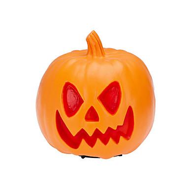 1db halloween tök világít izzó nagy tököt bar party dekoráció