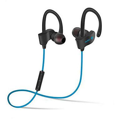 S56 Fülben Vezeték nélküli Fejhallgatók Kiegyensúlyozott armatúra Műanyag Sport & Fitness Fülhallgató A hangerőszabályzóval Mikrofonnal