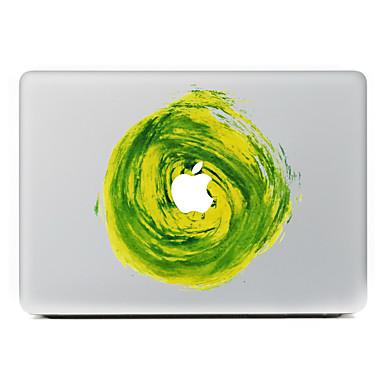 1개 스크래치 방지 기하학 투명 플라스틱 바디 스티커 패턴 용MacBook Pro 15'' with Retina MacBook Pro 15'' MacBook Pro 13'' with Retina MacBook Pro 13'' MacBook Air