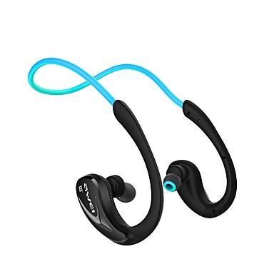 AWEI Vezeték nélküli Fejhallgatók Műanyag Sport & Fitness Fülhallgató A hangerőszabályzóval / Mikrofonnal Fejhallgató