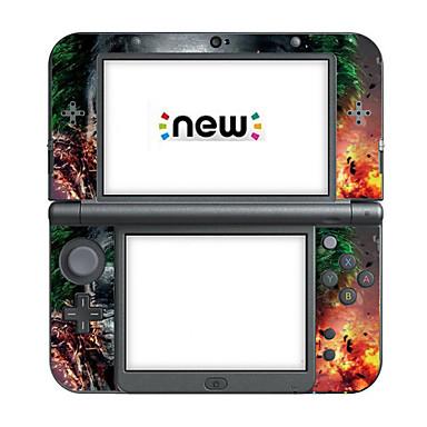 B-SKIN NEW3DSLL USB 가방, 케이스 및 스킨 스티커 제품 닌텐도 3DS의 새로운 LL (XL) 노블티 가방, 케이스 및 스킨 스티커 PVC 단위 무슨