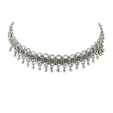 여성용 초커 목걸이 문신 초커  -  타투 스타일 패션 31cm 목걸이 제품 결혼식 파티 일상