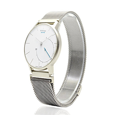 Watch Band na Huawei Watch Withings Activité Withings Activité Pop Withings aktywny Steel Huawei Withings Metalowa bransoletka Stal