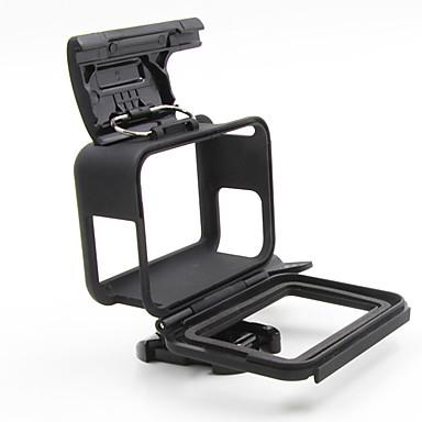 부드러운 프레임 보호케이스 조절가능 올 인 원 에 대한 액션 카메라 고 프로 6 Gopro 5 다이빙 파도타기 스카이다이빙 오토바이 ABS