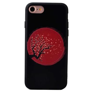 케이스 제품 iPhone 7 Plus iPhone 7 iPhone 6s Plus iPhone 6 Plus iPhone 6s 아이폰 6 Apple iPhone 6 iPhone 7 Plus iPhone 7 패턴 뒷면 커버 꽃장식 하드 아크릴 용