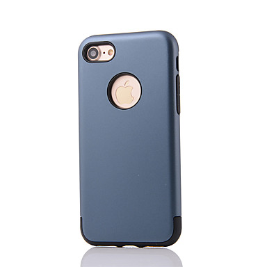 Mert Ütésálló Case Hátlap Case Egyszínű Kemény PC Apple iPhone 7 Plus / iPhone 7 / iPhone 6s Plus/6 Plus / iPhone 6s/6 / iPhone SE/5s/5