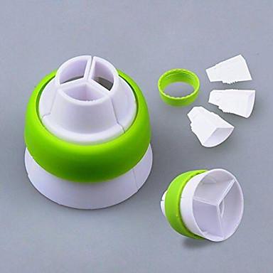 1 Műanyag díszítő eszköz Cake / Mert Cupcake Jó minőség