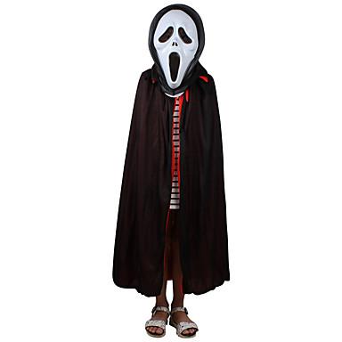 1db halál istene kétrétegű köpenyt halloween jelmez party