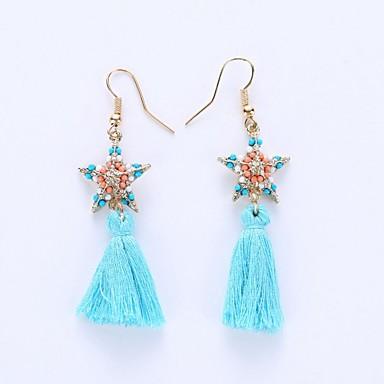 여성 드랍 귀걸이 귀걸이 보석류 유럽의 패션 합금 보석류 제품 결혼식 파티 일상