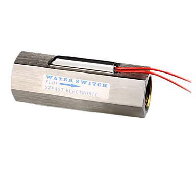 rozsdamentes acél precíziós áramláskapcsoló