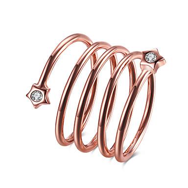 Pentru femei Boem / Hipoalergenic Zirconiu Cubic Cristal / Zirconiu / Argilă - Geometric Shape / neregulat Personalizat / Boem / Cute Stil