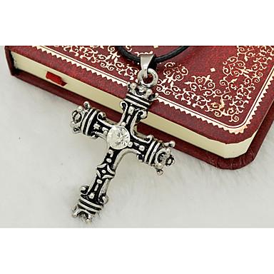 Ανδρικά Cruce Εξατομικευόμενο Θρησκευτικό Μοντέρνα Τιτάνιο Ατσάλι , Καθημερινά Causal