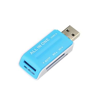 마이크로 SD 카드 SD 카드 메모리 스틱 USB 2.0 카드 리더