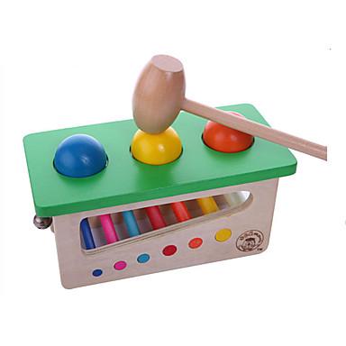 Σφυρηλάτηση / Λίγος παιχνίδι Μπάλες Πρακτικό γκάτζετ για φάρσες Παιχνίδι για Μωρό & Νήπιο Κατά του στρες Παιχνίδια Τετράγωνο Ξύλο
