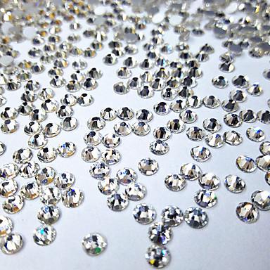 1440 Nail Jewelry Dekorasyon Setleri pırıltılar Moda Düğün Yüksek kalite Günlük