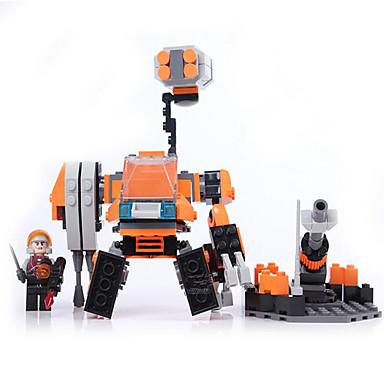 Figurki i zabawki pluszowe Klocki Piłeczki Zabawki Wojownik Maszyna Robot Dla chłopców Dla dziewczynek Sztuk